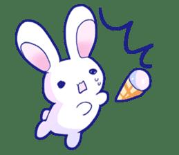 I like ice cream very much. sticker #5637015