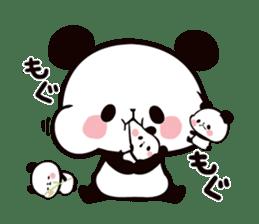 MOCHI MOCHI PANDA sticker #5646844