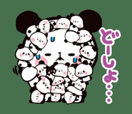 MOCHI MOCHI PANDA sticker #5646846