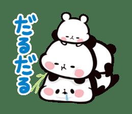 MOCHI MOCHI PANDA sticker #5646848