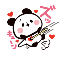 MOCHI MOCHI PANDA sticker #5646852