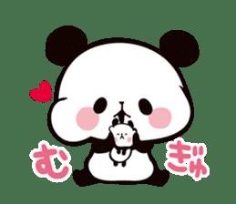 MOCHI MOCHI PANDA sticker #5646854