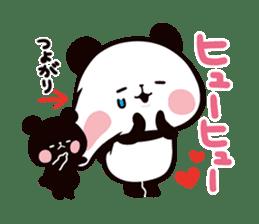 MOCHI MOCHI PANDA sticker #5646855