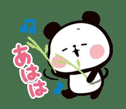 MOCHI MOCHI PANDA sticker #5646864