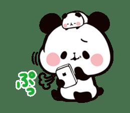 MOCHI MOCHI PANDA sticker #5646865