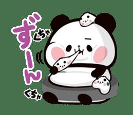 MOCHI MOCHI PANDA sticker #5646870