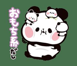 MOCHI MOCHI PANDA sticker #5646871