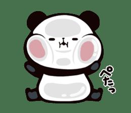 MOCHI MOCHI PANDA sticker #5646873