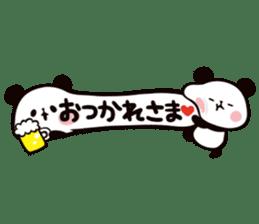 MOCHI MOCHI PANDA sticker #5646878
