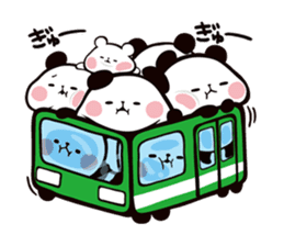 MOCHI MOCHI PANDA sticker #5646881