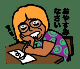 Go Go Akane sticker #5647619