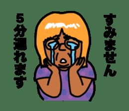 Go Go Akane sticker #5647624