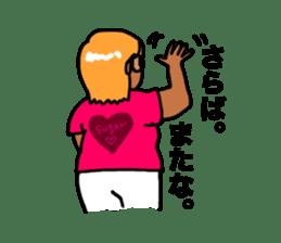 Go Go Akane sticker #5647643