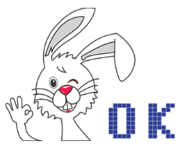Bunny Bell sticker #5649924
