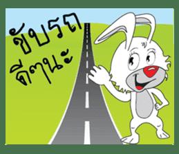 Bunny Bell sticker #5649931