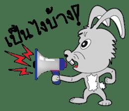 Bunny Bell sticker #5649948