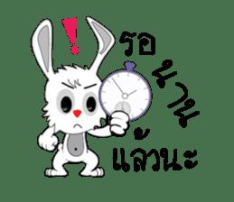 Bunny Bell sticker #5649953