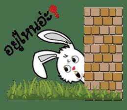 Bunny Bell sticker #5649962