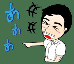 Student Life sticker #5651470