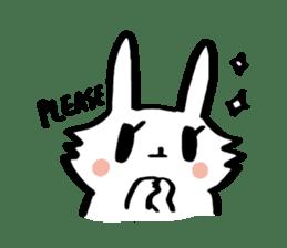 Mr Usagi sticker #5652233