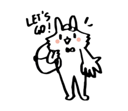 Mr Usagi sticker #5652254