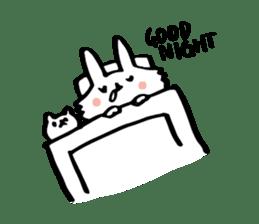 Mr Usagi sticker #5652255