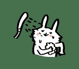 Mr Usagi sticker #5652259