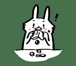 Mr Usagi sticker #5652266