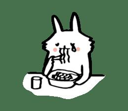 Mr Usagi sticker #5652267