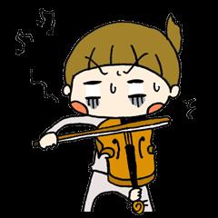 yuru-girl & violin