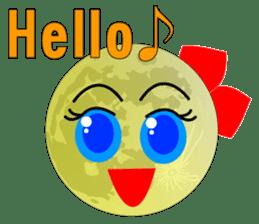 Miss.Luna sticker #5659046