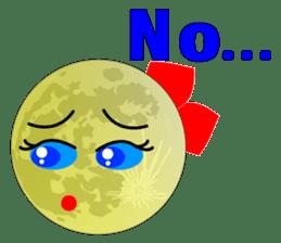 Miss.Luna sticker #5659049