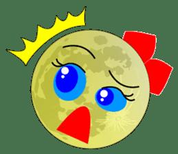 Miss.Luna sticker #5659056