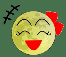 Miss.Luna sticker #5659062