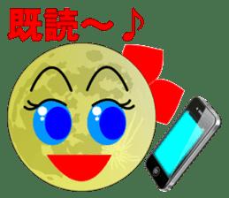 Miss.Luna sticker #5659078