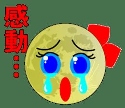 Miss.Luna sticker #5659080
