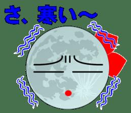 Miss.Luna sticker #5659083