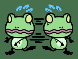 "Frog""Ribyi"" sticker #5662618"