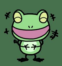 "Frog""Ribyi"" sticker #5662630"