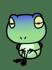 "Frog""Ribyi"" sticker #5662639"