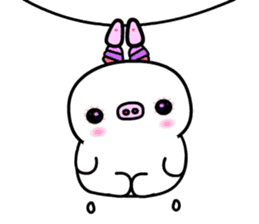 The shell pig sticker #5675038