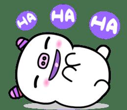 The shell pig sticker #5675054