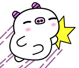 The shell pig sticker #5675065
