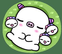 The shell pig sticker #5675072