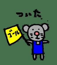 happy animal family part2 sticker #5697847