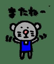 happy animal family part2 sticker #5697865