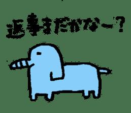 happy animal family part2 sticker #5697867