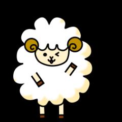 pretty sheep (English ver)