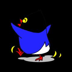 Taiwanese national bird(Coo-chan)