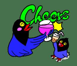 Taiwanese national bird(Coo-chan) sticker #5701296